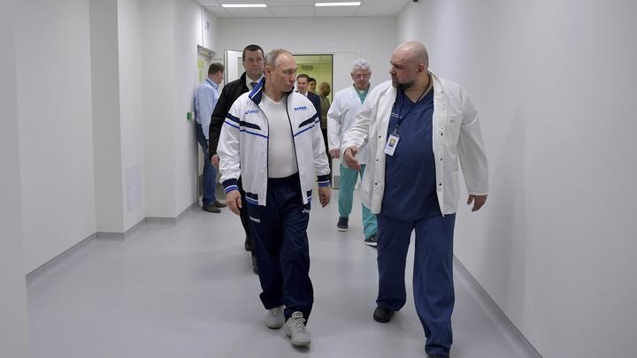 Для Проценко - это шанс войти в историю: На Эхе Москвы уже поставили диагноз Путину