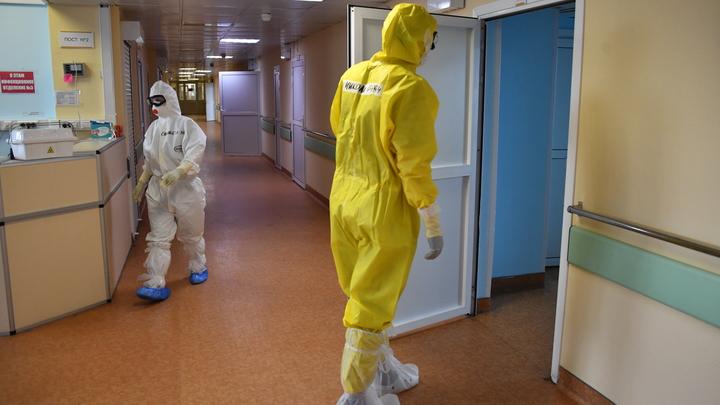 В Новосибирской области от коронавируса умерли ещё пять человек