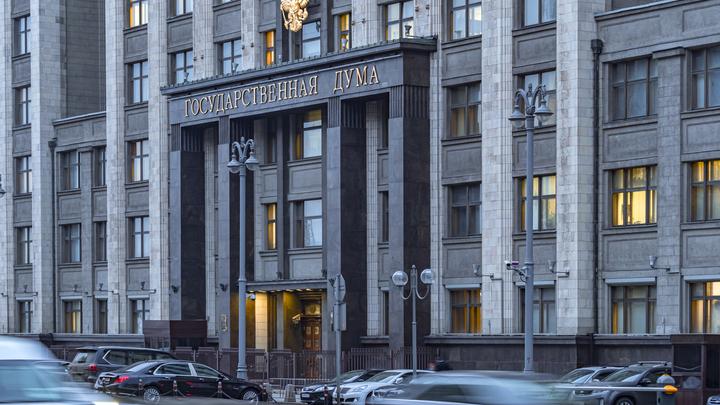 После беседы Путина с Байденом Госдума получила неотложный законопроект