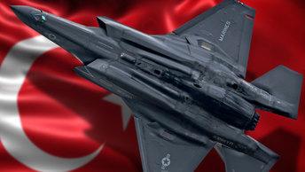 Не каждый F-35 долетит до Турции
