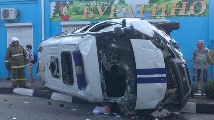 Ростовская область вошла в топ-10 регионов с самыми страшными авариями