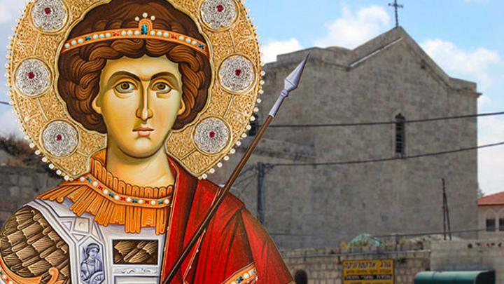 Егорий Осенний. Освящение храма великомученика Георгия в Лидде. Церковный календарь на 16 ноября