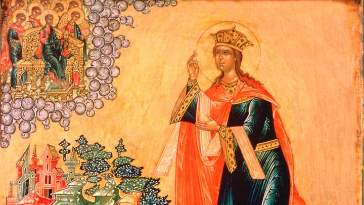 Невеста Христова. Великомученица Екатерина Александрийская. Церковный календарь на 7 декабря