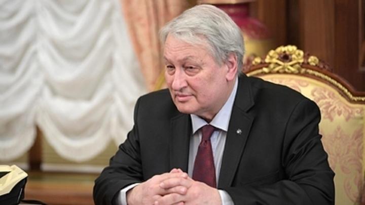 «ДНР может превратиться в проходной двор для иностранных шпионов»: Решетников предупредил Донбасс об угрозе