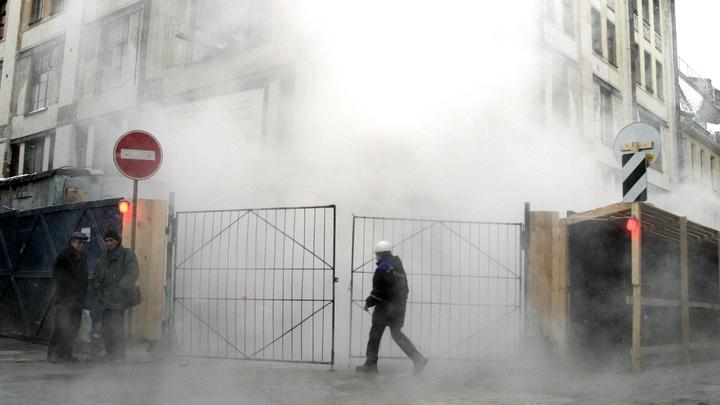 Почти 6,5 тысяч человек остались без отопления и горячей воды в Новороссийске