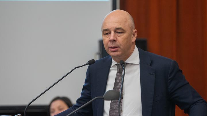 Силуанов негативно оценил задержание бывшего коллеги Абызова