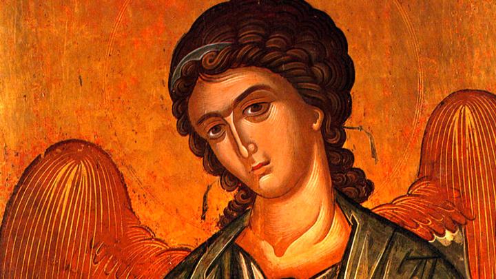 Ангел Благой Вести. Собор Архангела Гавриила. Церковный календарь на 8 апреля