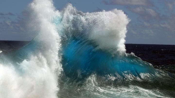 В Анапе спрогнозировали сильный ветер и шторм