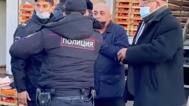 Ростовские изоляторы забиты нелегалами-гастарбайтерами после зачистки на рынках в Аксайском районе