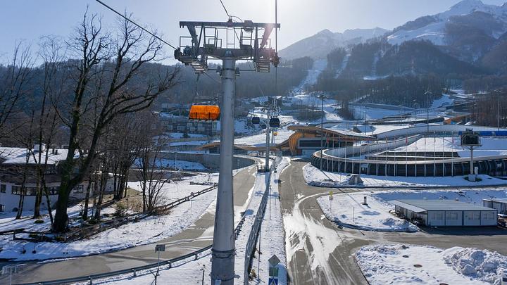 Уж слишком дорого: горнолыжный курорт Розу Хутор получил предостережение от ФАС