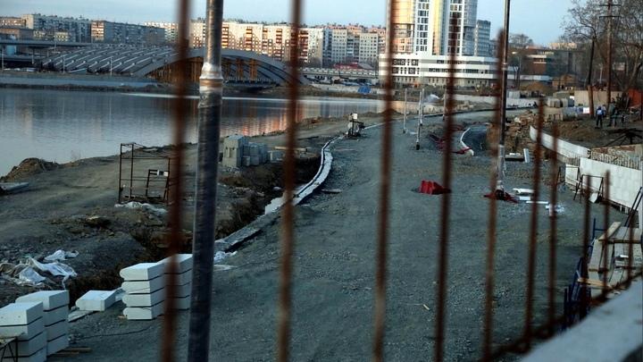 В Челябинске не построят подземный переход у набережной Миасса