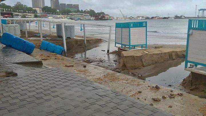 Рекорд побила Тамань: составлен рейтинг самых затопленных районов Краснодарского края
