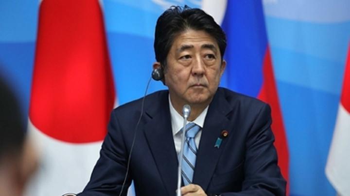 Премьер Японии Абэ призвал к миру, но клятву «никогда не воевать» проигнорировал
