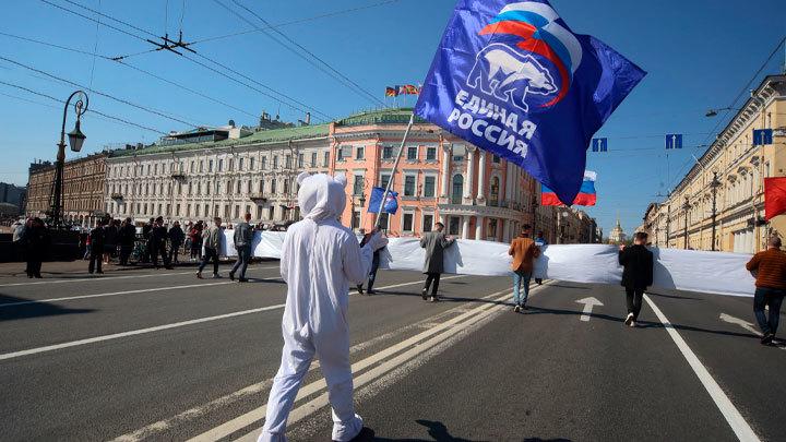 Самомедвеженцы рвутся к власти: Хитрый план Единой России