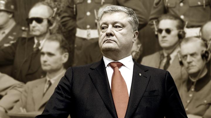 Доказательства есть: Немецкий депутат призвал отдать Порошенко под международный трибунал