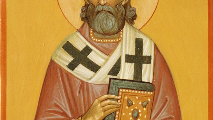 Святитель Досифей Загребский
