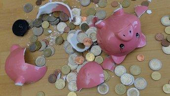 Монеты в 10 рупий отказываются принимать в Индии