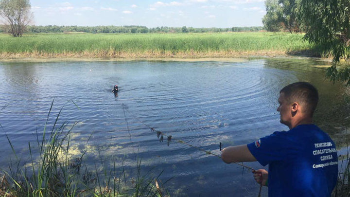 В Самарской области 20 июня утонули 14-летний мальчик и мужчина