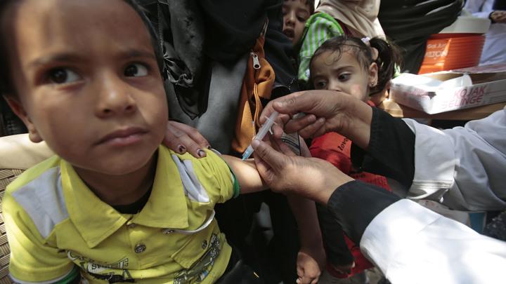 Роспотребнадзор предупредил об эпидемии дифтерии в Йемене