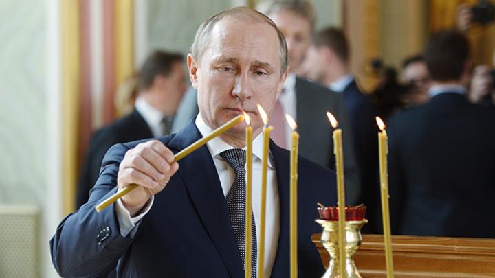 Владимир Путин выступил против украинского раскола и за единство Православного мира