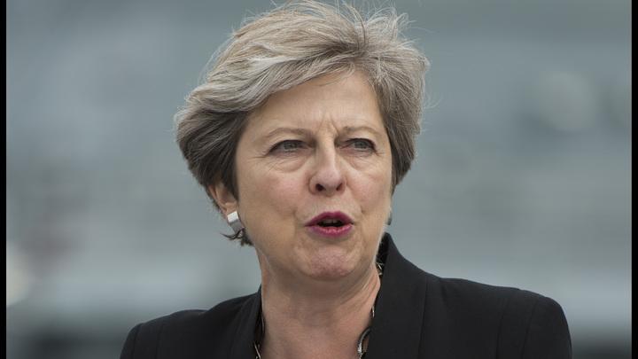 Тереза Мэй начала заявление в парламенте с трейлера об отравлении Скрипаля