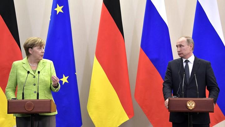 Несмотря на пропаганду: Почти 70% немцев хотят в союзники Россию, а не США. Die Welt недовольна результатом