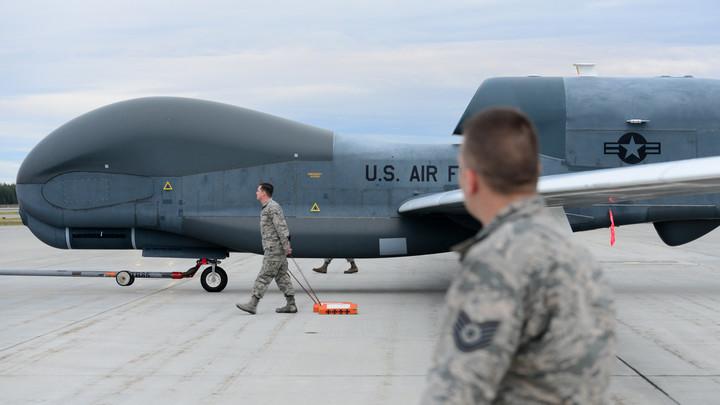 Один из тысячи случаев? НАТО упорно проводит разведку у берегов Крыма