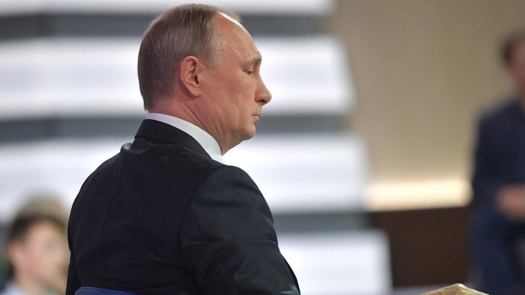 Путин призвал не создавать тепличных условий кандидатам в губернаторы