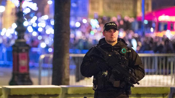 Автомобилист протаранил толпу в парке в Манчестере, есть раненые