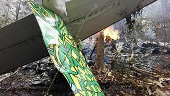 Госдеп подтверждает: 10 американцев стали жертвами авиакатастрофы в Коста-Рике