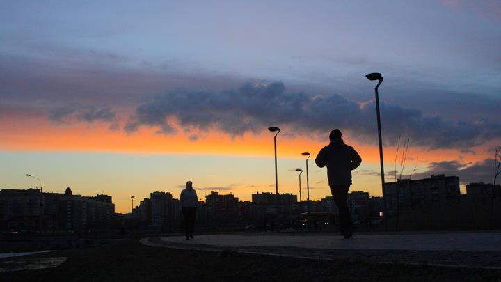 Неделя в Петербурге завершится потеплением до +11 градусов