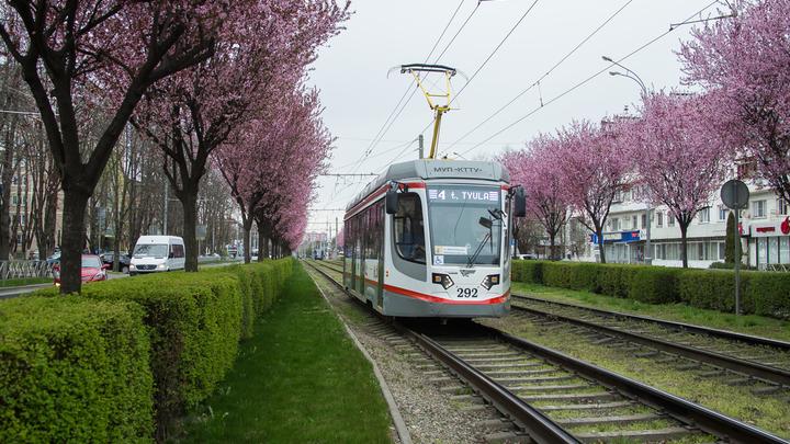 Трамвай №4 в Краснодаре на несколько дней сократит время работы