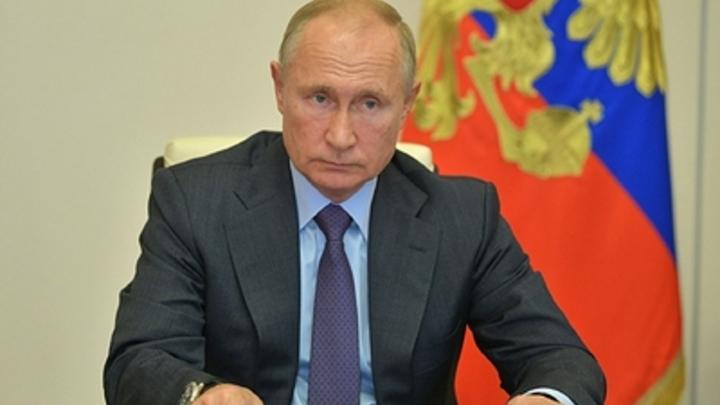 Спорт даже в пандемию: Путин потребовал от чиновников новой стратегии к концу года