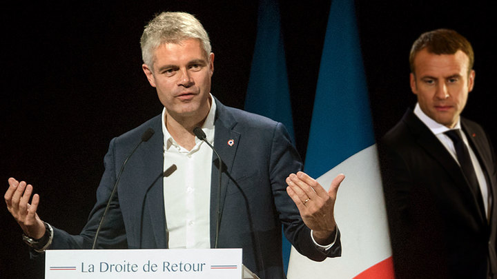 Во Франции нашли замену Макрону