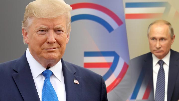 G7: Трамп ставит на  Путина