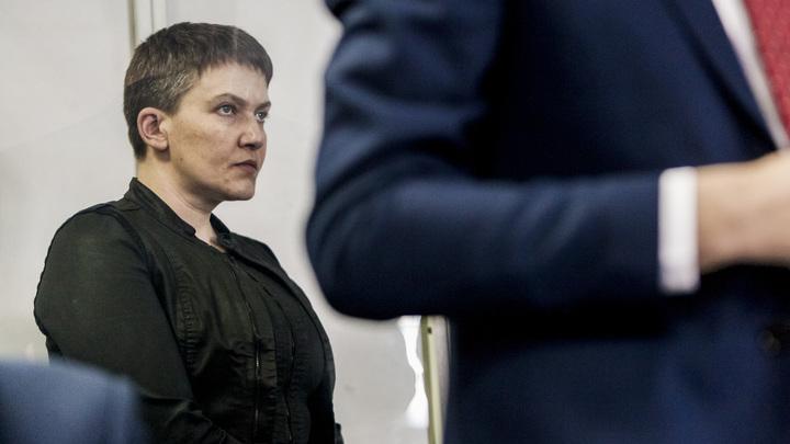 Синдром Савченко: Пользователей удивили последствия голодовки украинских политзаключённых
