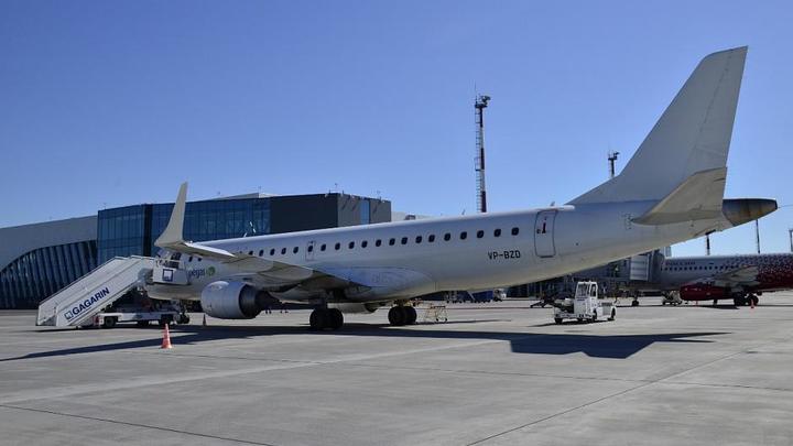 Первый прямой авиарейс состоялся сегодня из Саратова в Ереван