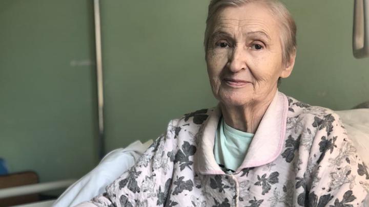 В подмосковной больнице спасли 82-летнюю пациентку с ковидом и переломом шейки бедра