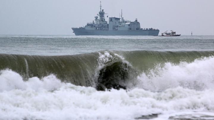 Где-то вздрогнул Путин: немецкая армада в Черном море воодушевила украинские СМИ