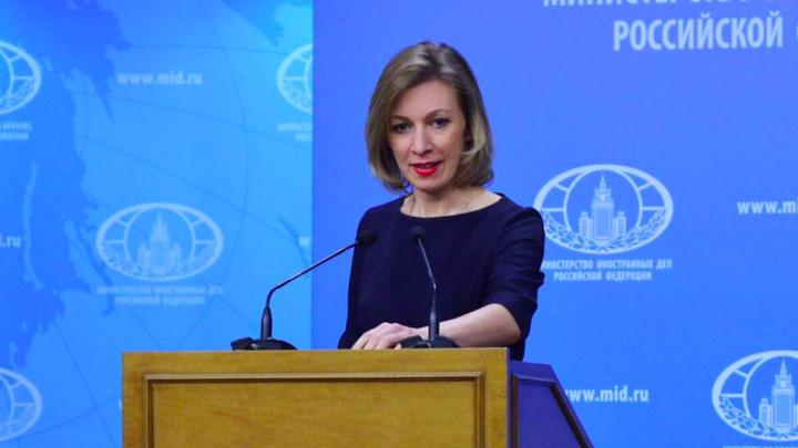 Есть такая работа - танки не замечать: Захарова высмеяла ОБСЕ в Авдеевке