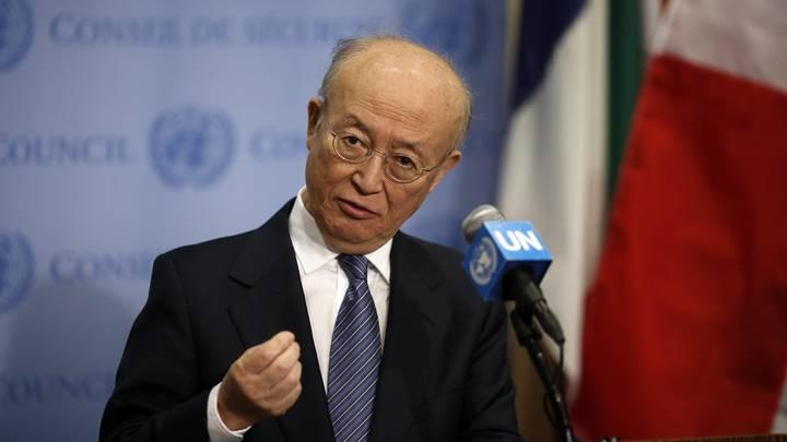 Гендиректор МАГАТЭ скончался, не успев уйти в отставку из-за болезни - Reuters