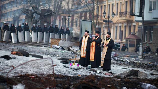 Украинская богоборческая пятилетка: Антицерковные последствия Евромайдана