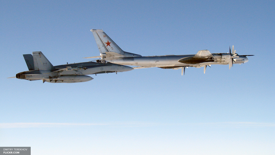 Белый дом: Трамп нормально смотрит на полеты Ту-95 у берегов Аляски