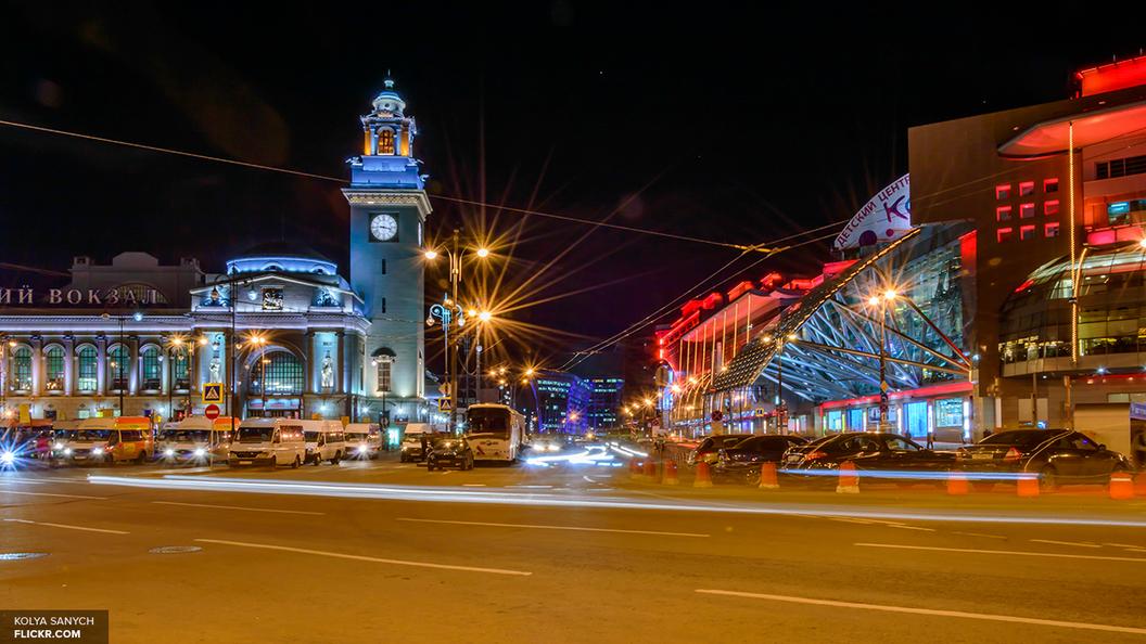 В Москве пешеходы смогут переходить дорогу наискосок