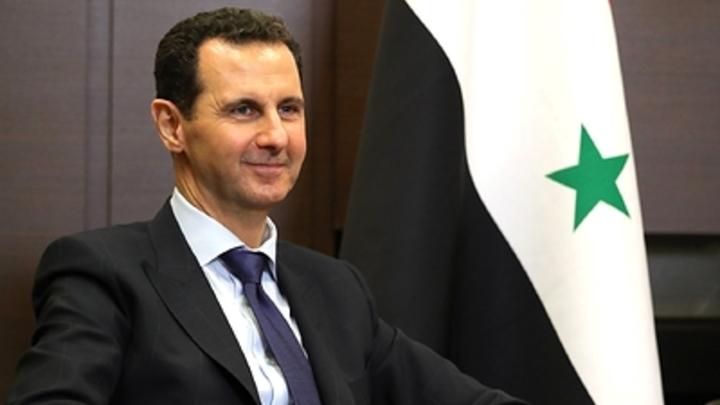 Асад вслед за своими детьми собрался в Крым: ″Мне тоже хотелось бы там побывать