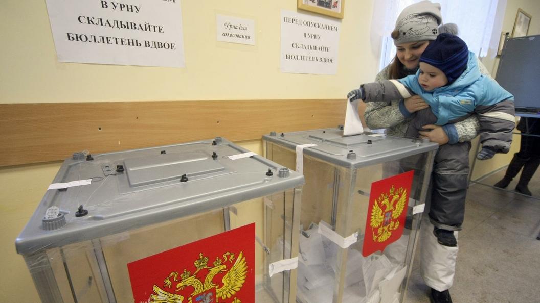 В Москве на избирательных участках установят камеры иавтоматы для бюллетеней