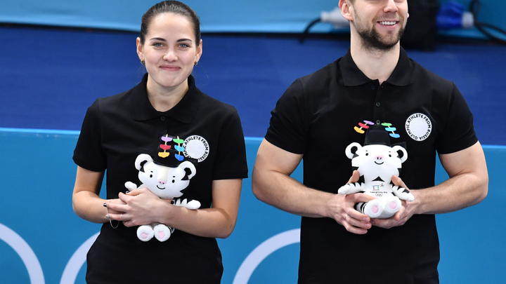 Медальный зачет Олимпиады в Пхенчхане: 15 февраля 2018 года