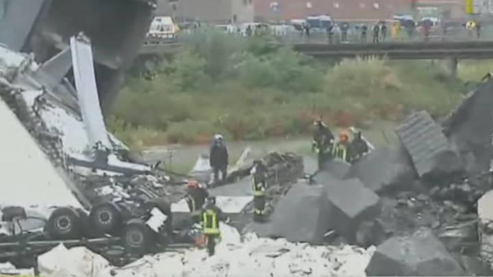 «Человеческую ошибку» оценили в миллионы евро: В деле об обрушении моста в Генуе нашли козла отпущения