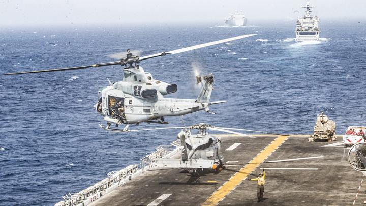 Россию и Иран обложат санкциями? Какую месть готовит Британия за захват танкера в Ормузском проливе