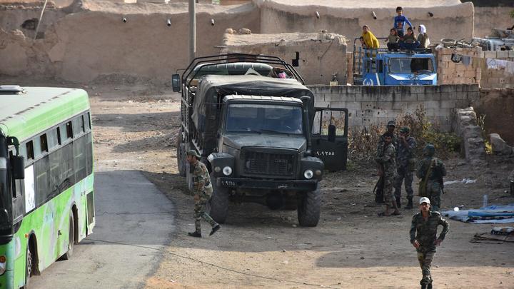Сперва - занять оборонительные рубежи: Сирийская армия вошла в Кобани